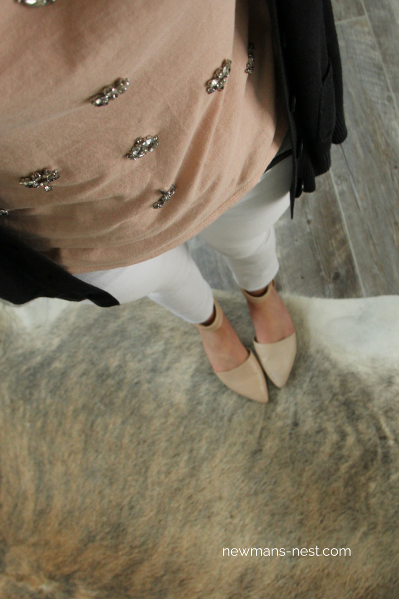 d'orsay flats-summer style