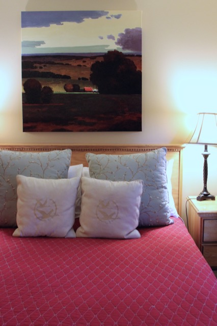 inn on the creek, jackson, boutique hotel, review