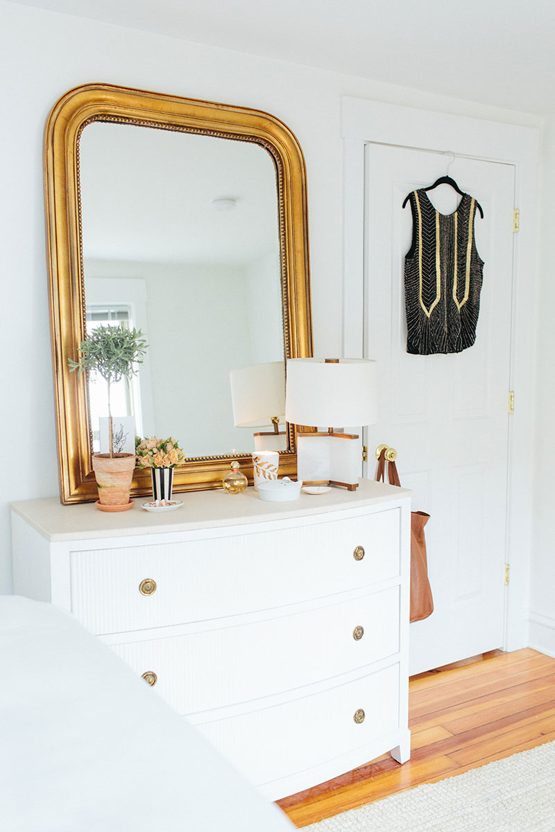 The-Everygirl-Alaina-and-Danielle-Home-Tour-Bedroom-Dresser-With-Mirror