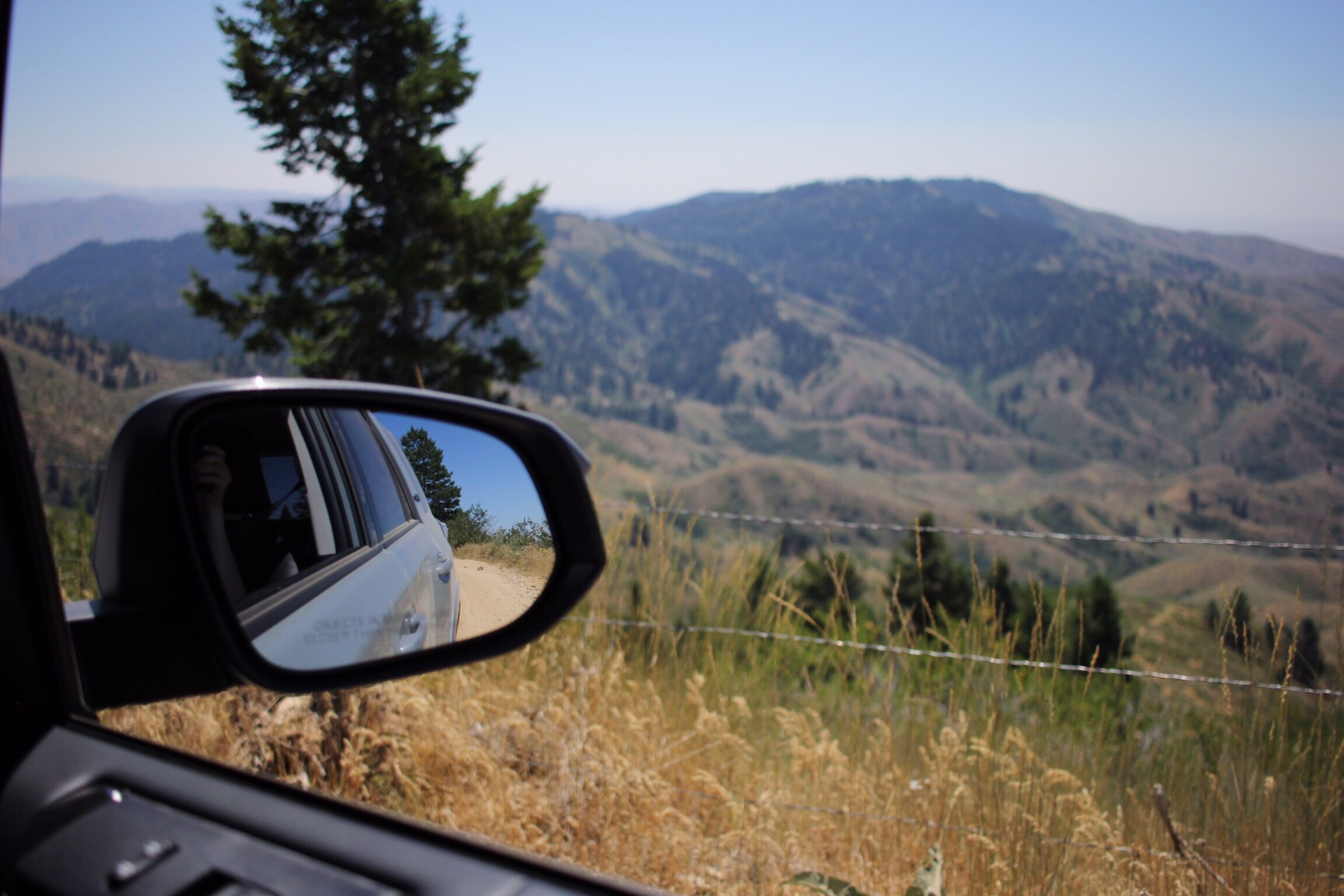 overlanding daytrip from boise, overlanding with toddlers, boise, 4runner trd pro